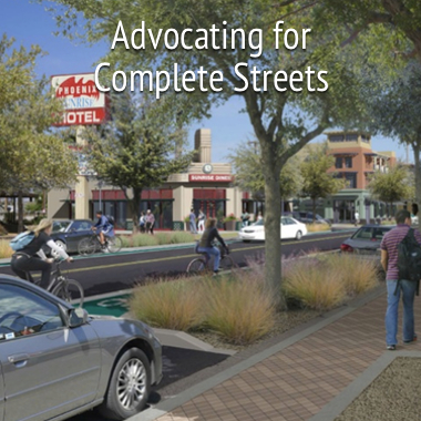 AdvocatingCompleteStreets