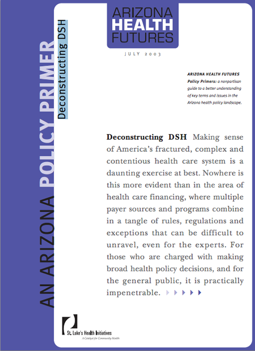 Deconstructing-DSH