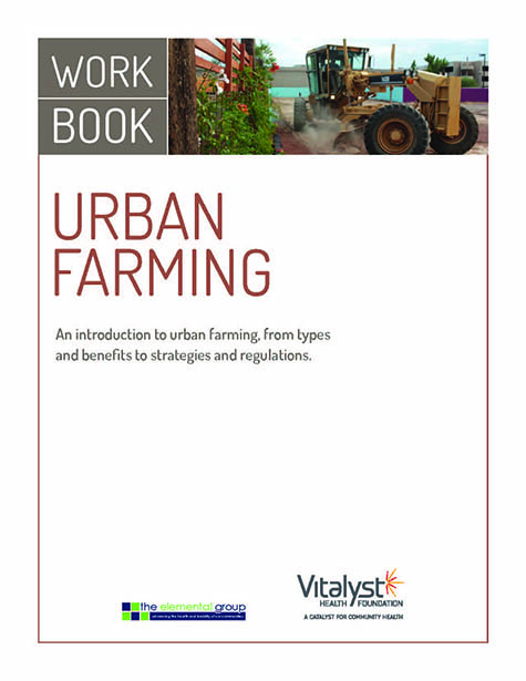 Urban Farming Workbook Cover